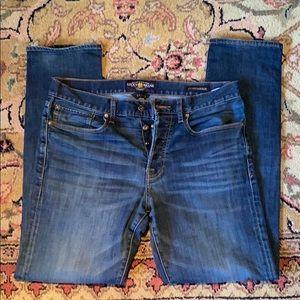 Lucky Brand 121 Heritage Slim 34